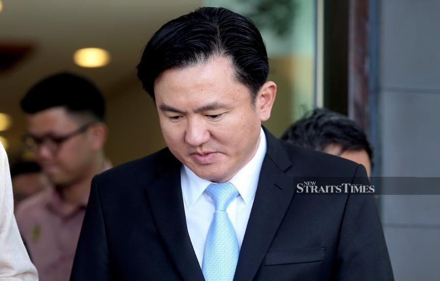 Paul Yong fails in bid to transfer rape case to High Court