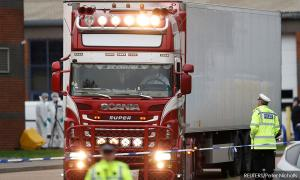 Briton who drove truck in which 39 Vietnamese died admits plot