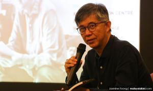 Tian Chua: Don't blame absence of party leaders for Zakaria's dismissal