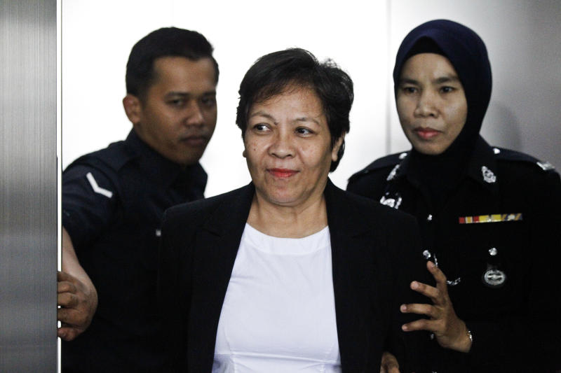 Malaysia court frees Australian grandmother in drugs case