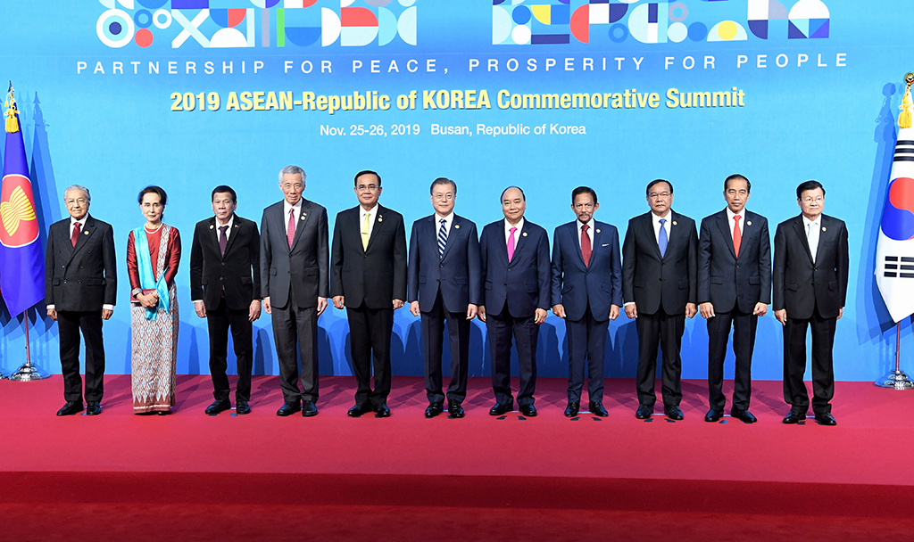 Malaysia's Mahathir hails Seoul's 'Look South Policy,' affirms plan to embrace Pyongyang
