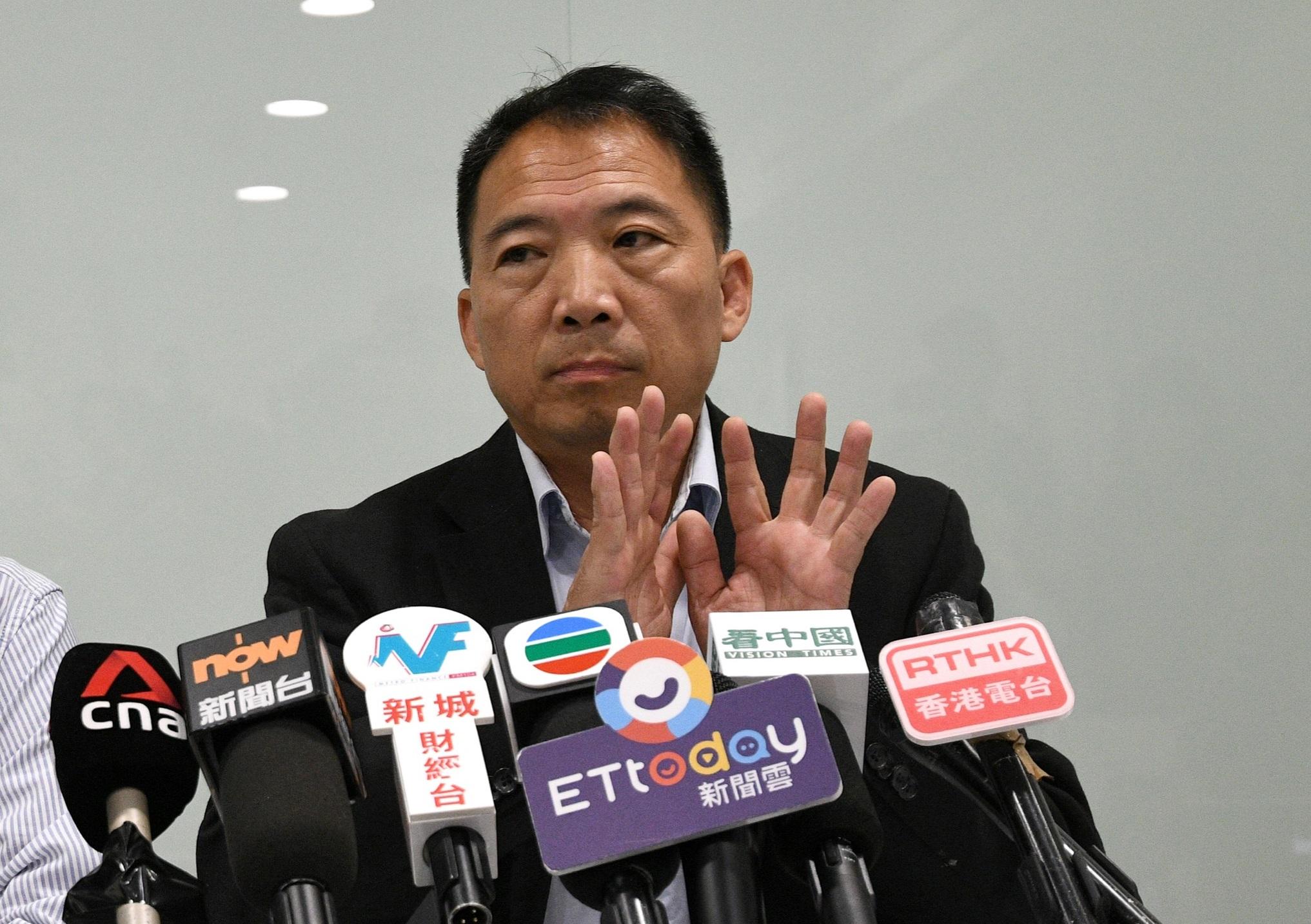 【修例风波】胡志伟不认同林郑倡参考英国设独立检讨委员会