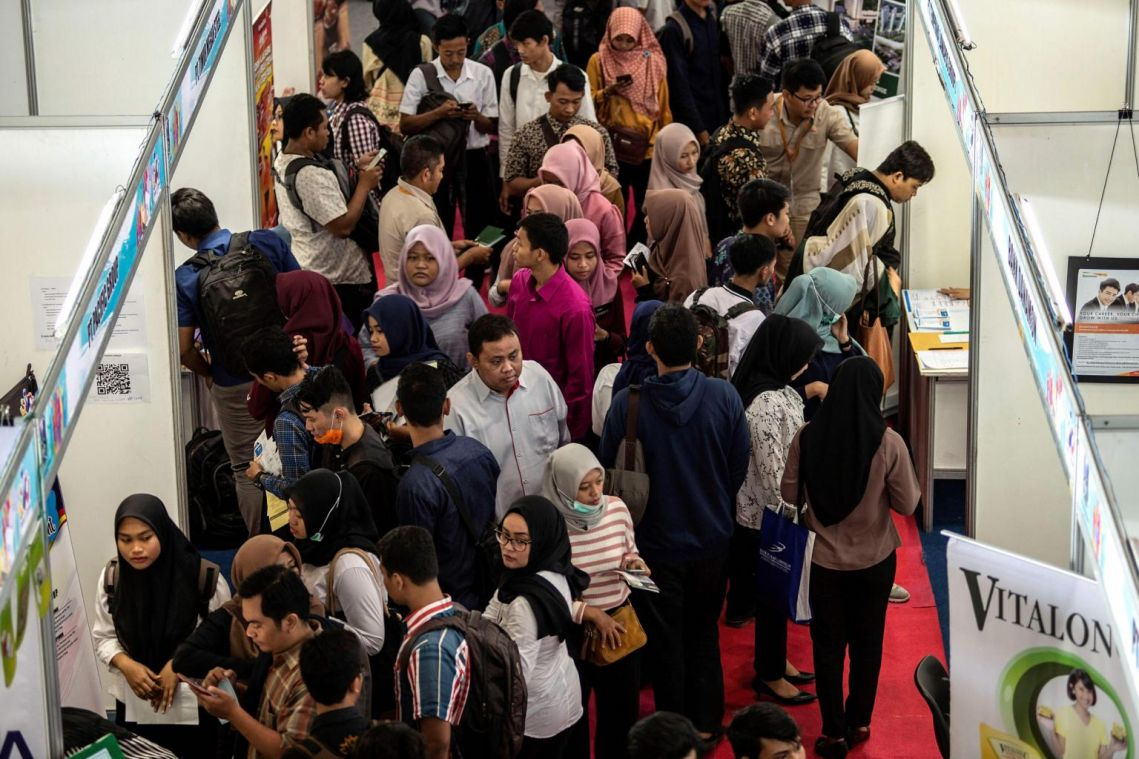 Indonesia aims to submit revised labour law Bill by January