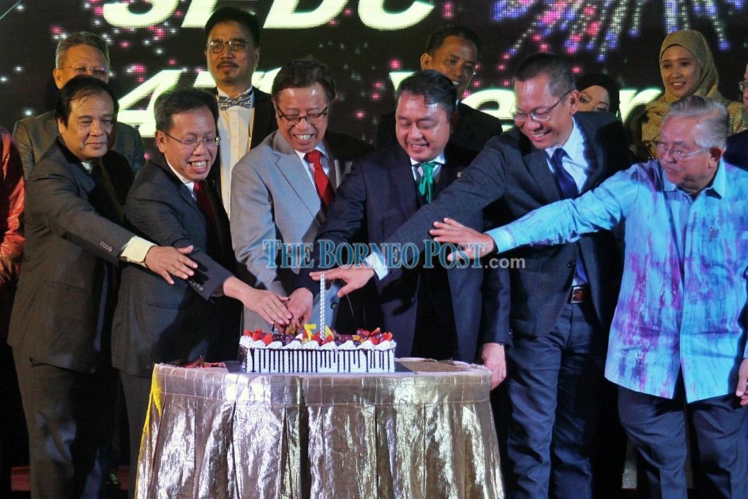 Abang Johari wants SEDC to delve into 'uncharted waters'