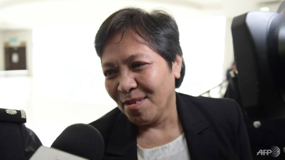 Australian grandmother facing death sentence in Malaysia walks free after acquittal