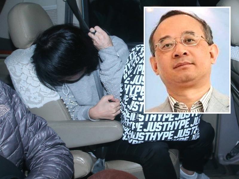 台当局指向心夫妇涉违国安法 台北地检署復讯限制出境出海