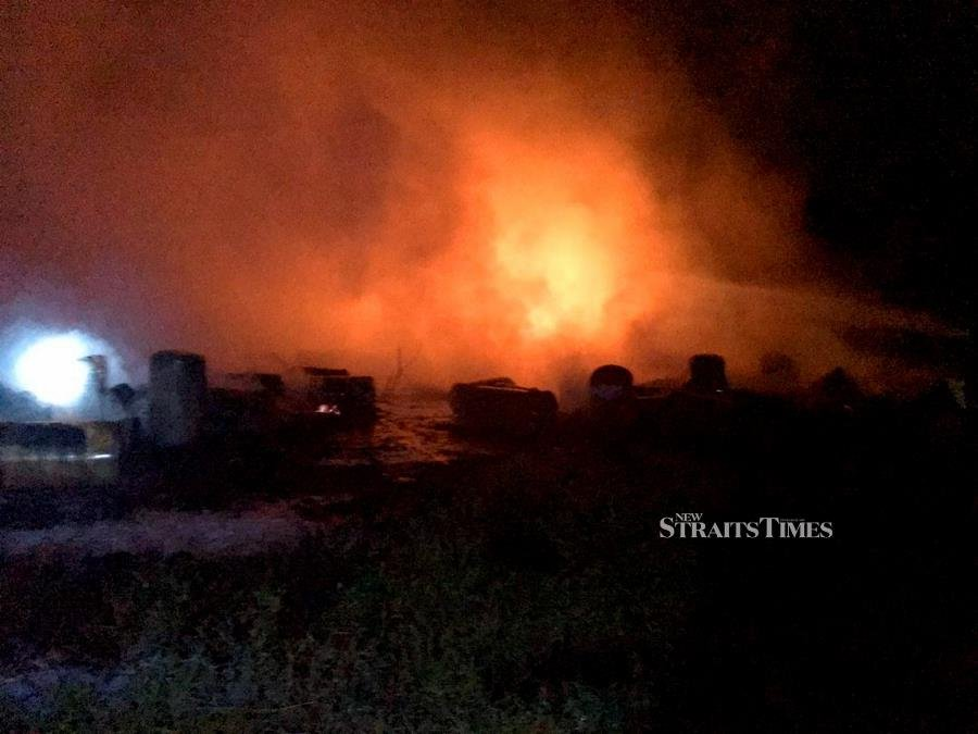 MB: Kuala Selangor explosion could be act of sabotage