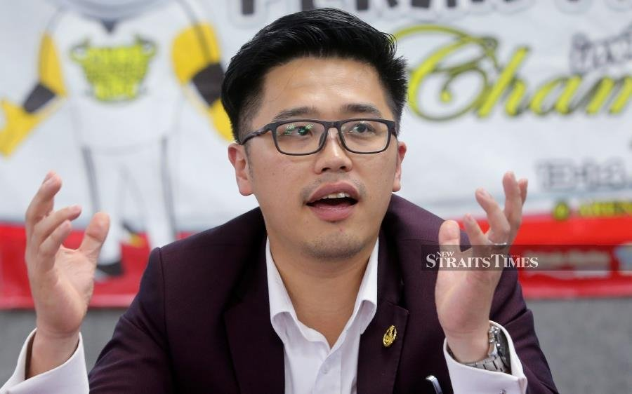 Perak Basketball Association apologises over inverted flag on jersey