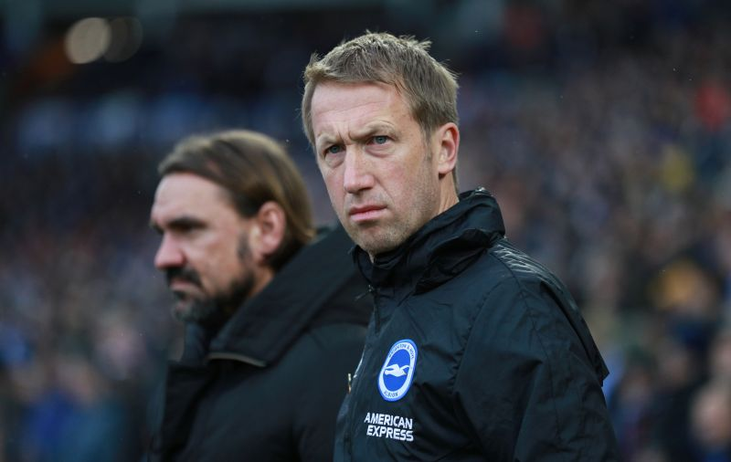 Brighton boss Potter urges players to get vaccinated after family member's Covid death