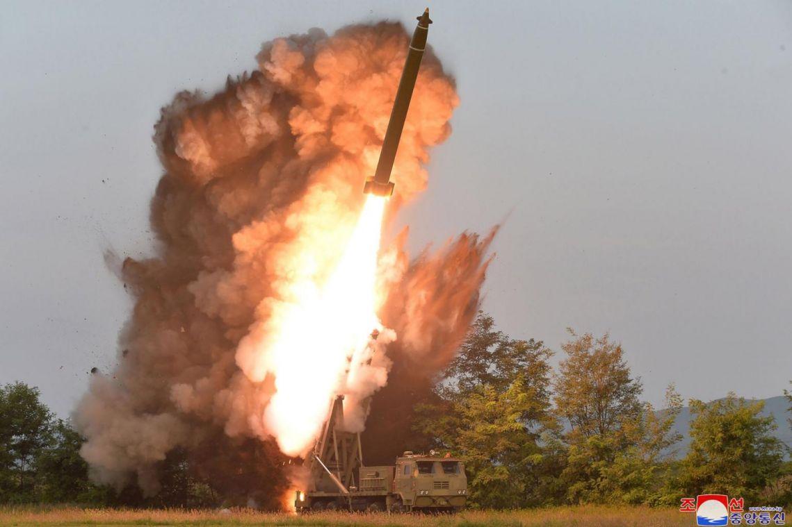 North Korea's Kim Jong Un advances nuclear threat to US as Trump talks stall