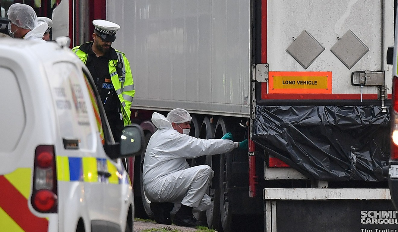 Vietnam receives remains of UK migrant truck victims for burial