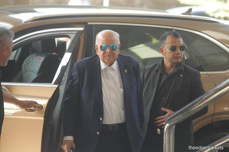Ambrin agreed to amend 1MDB audit report because Najib promised thorough probe into fund