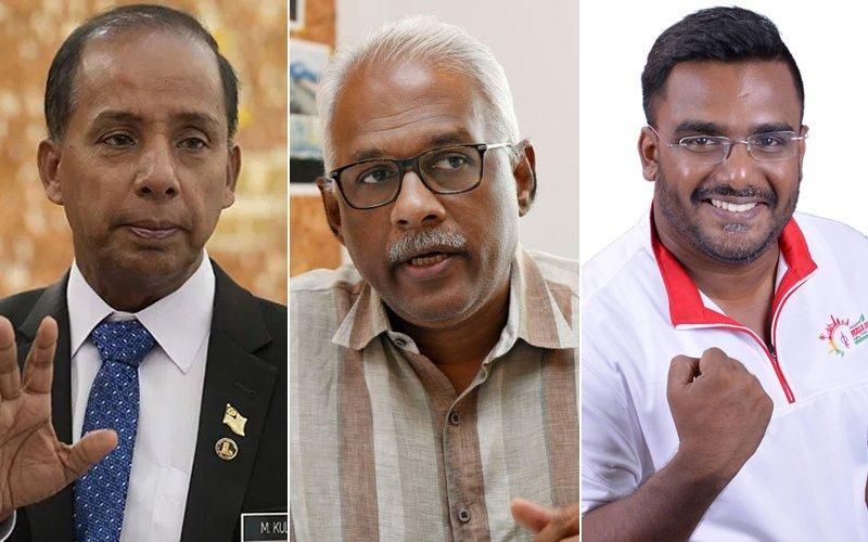 Naik sues 3 DAP leaders for defamation