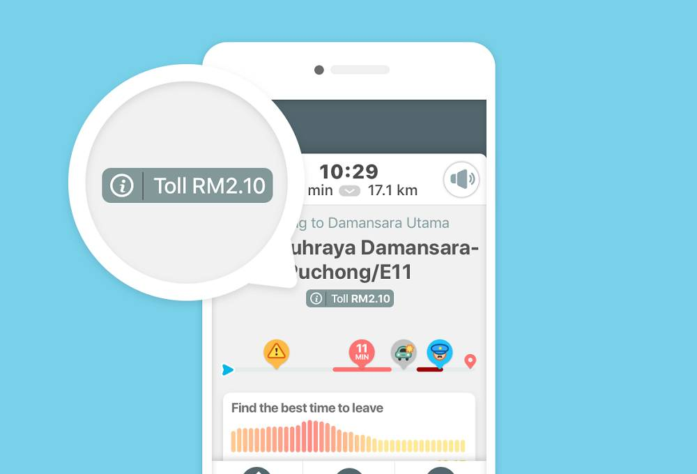 Navigate your way through cheaper tolls with Waze