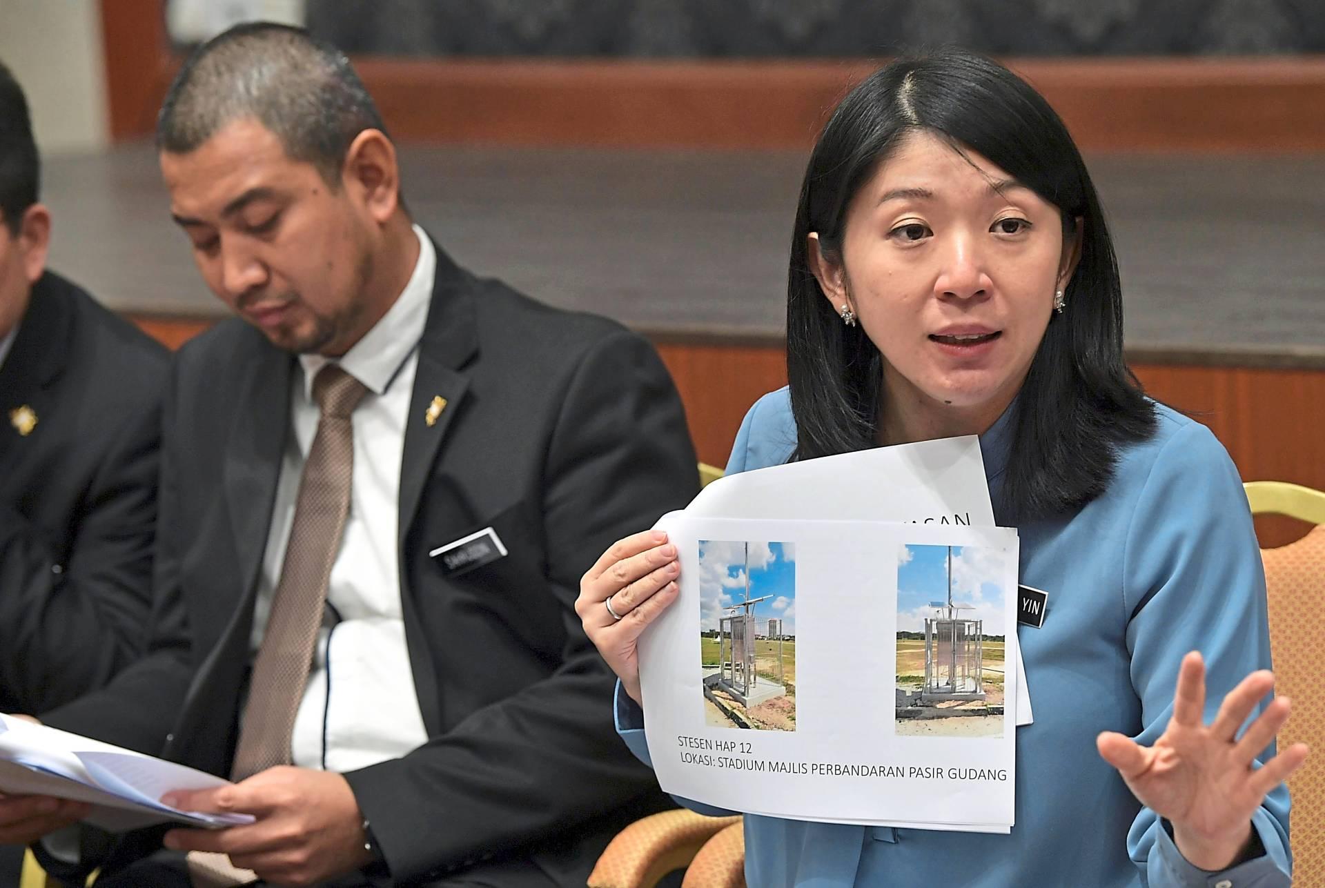 Govt instals automatic gas detectors in Pasir Gudang