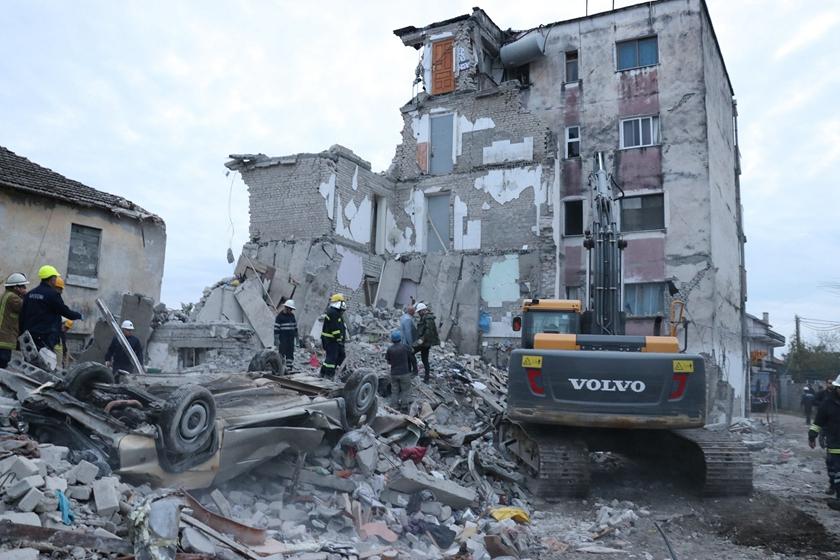 Gallery: Aftershocks on Albania