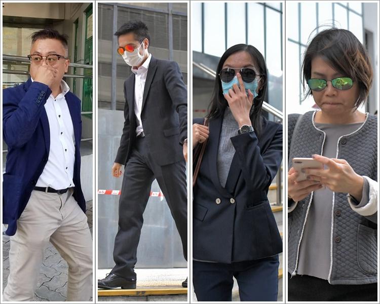康宏环球3前高层等4人串谋欺诈 押后明年4月排期
