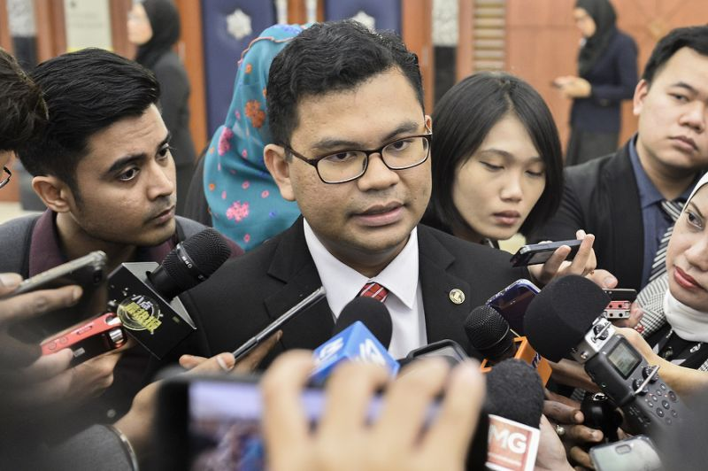 PKR won't be deregistered just for sacking Youth chairman, says wing chief