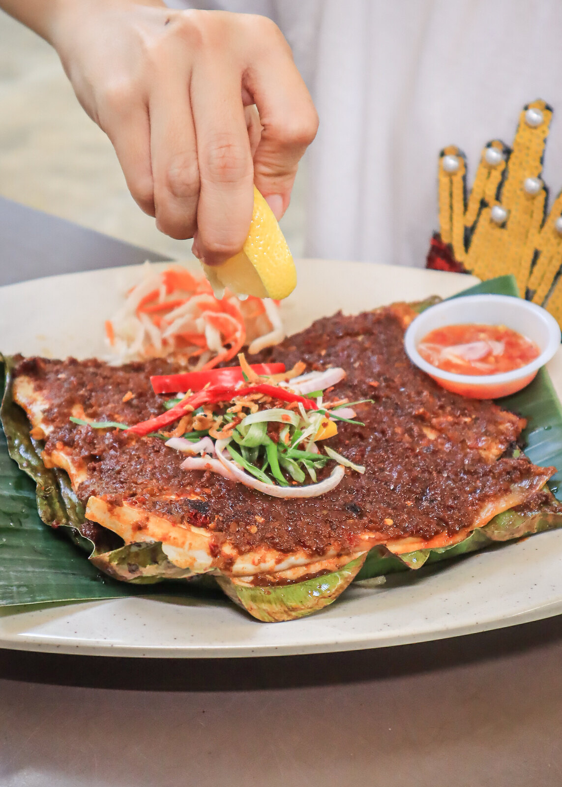 Stingray Forever BBQ Seafood – This BBQ Stingray Will Make Your Day!