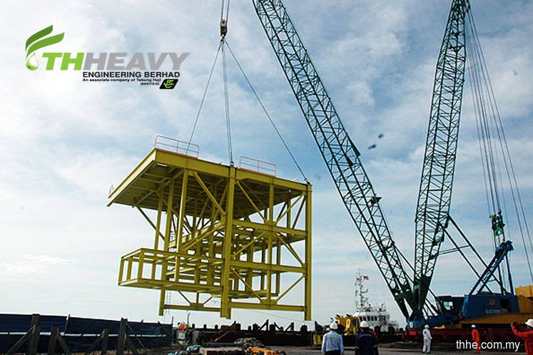 Is TH Heavy Engineering out of rough waters?
