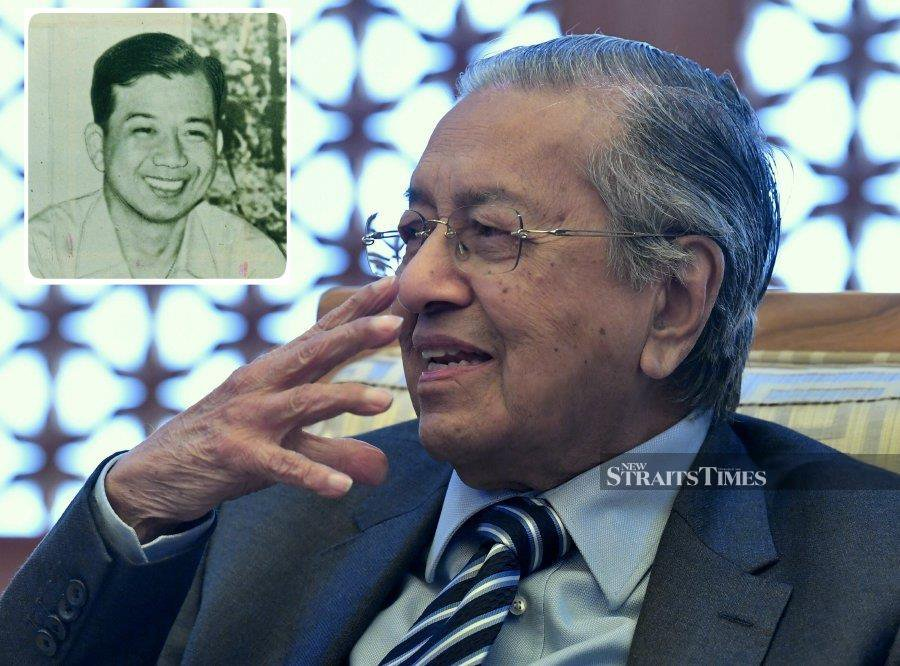 Dr M: What's the big deal about Chin Peng's ashes?
