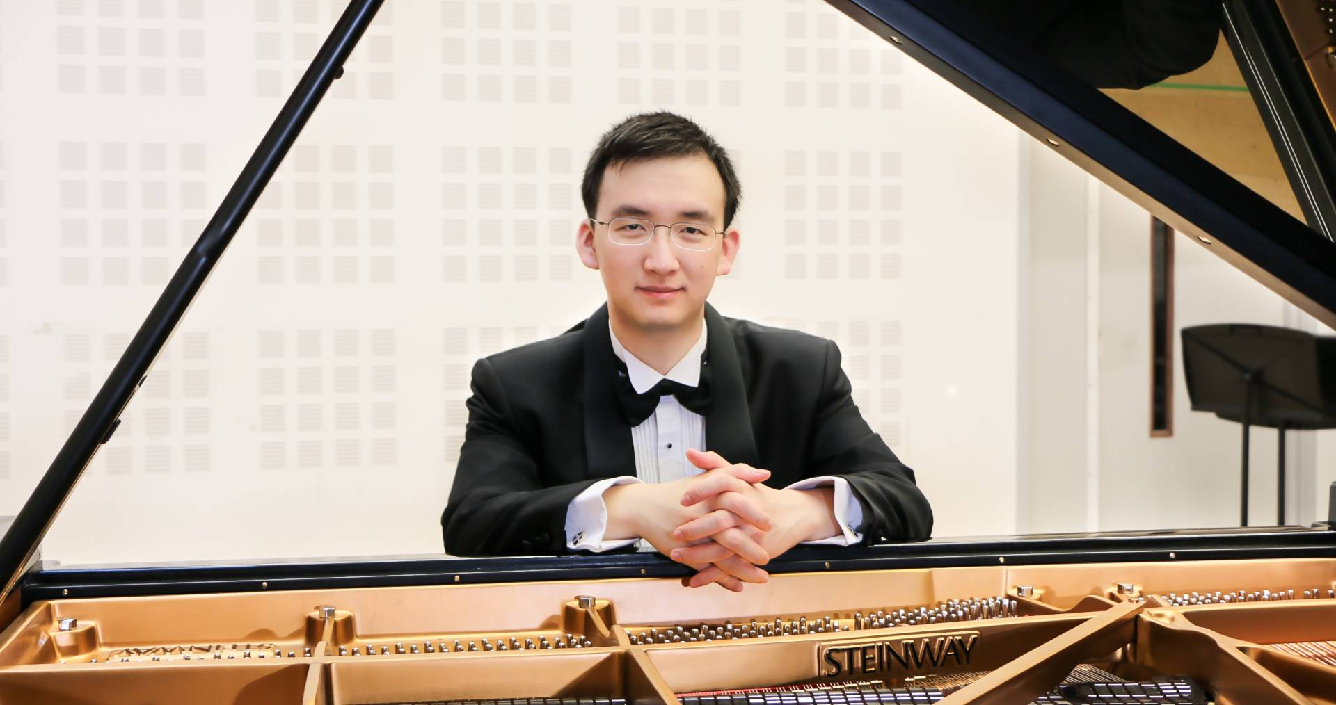 Award-winning Malaysian concert pianist Phang Lee Jae finds joy in performing and teaching
