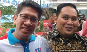 PKR Youth removes permanent chair, deputy amid tussle over Azmin's invitation