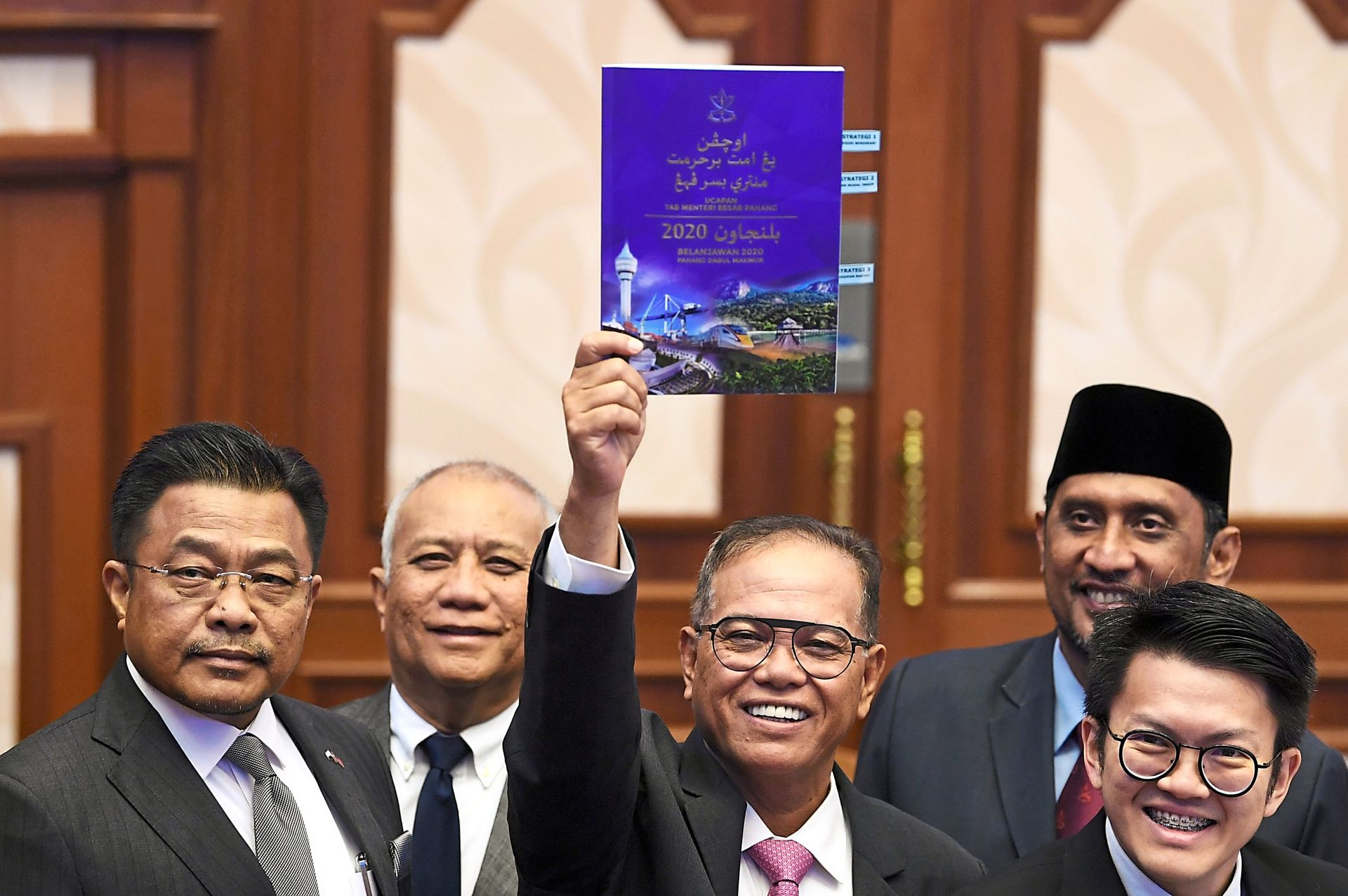 RM750 special payout for Pahang civil servants