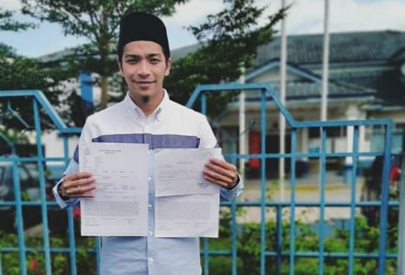 Celebrity preacher Da'i Farhan files police report, plans to sue wife's best friend for slander