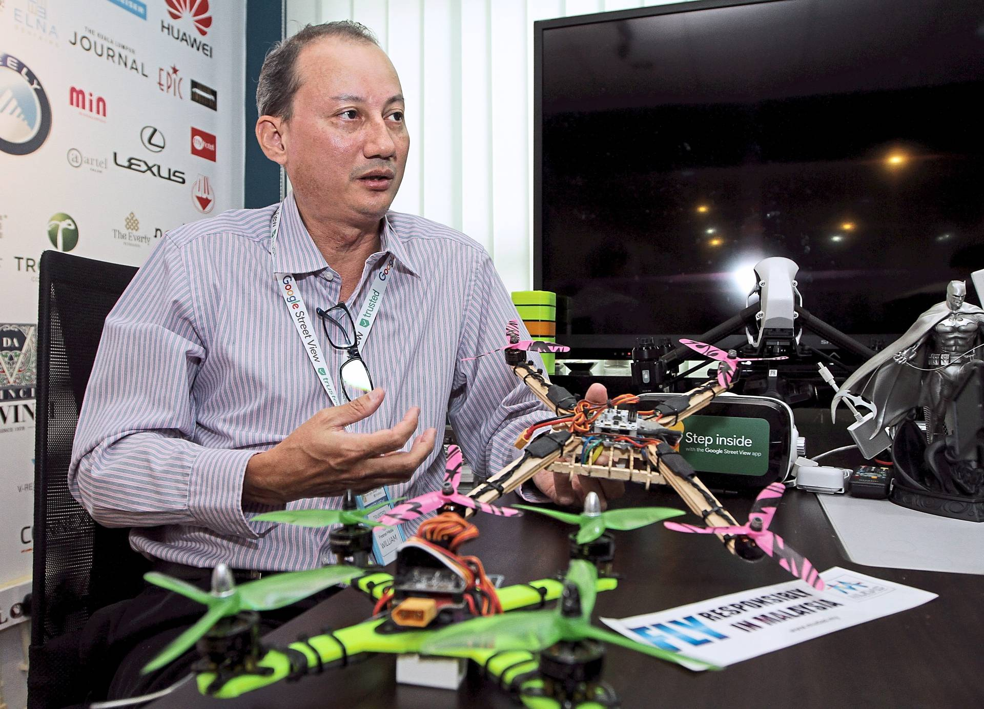 'Time to update drone laws'