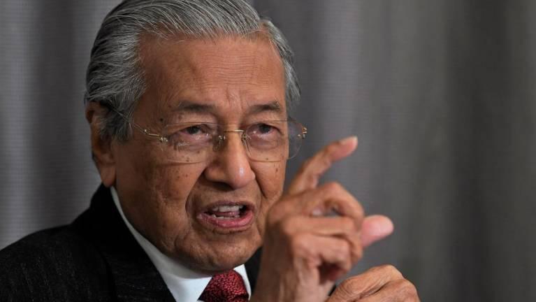 Don't just acquire knowledge, emulate South Korea's positive traits: Mahathir