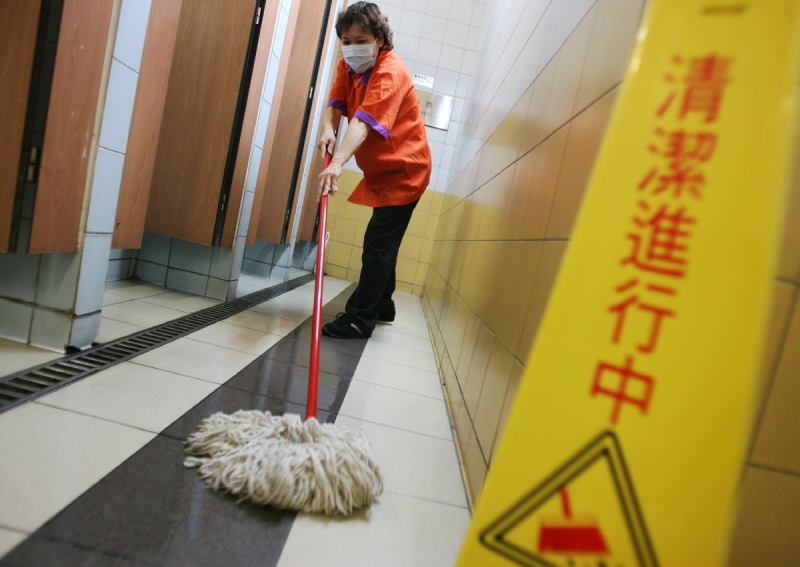 Hong Kong doesn't have enough public toilets for women, report finds