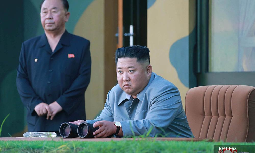 North Korea fires rockets in year-end deadline reminder for US