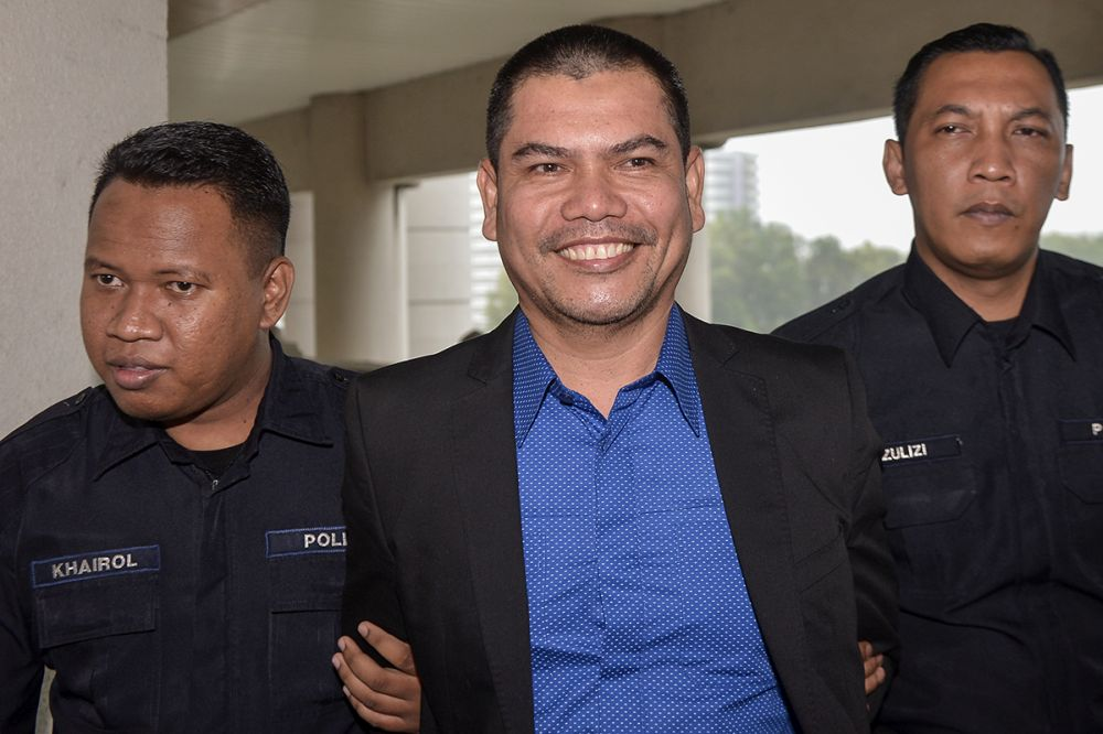 Court sets Jan 3 to hear Jamal Yunos' application to strike out summons filed by Teresa Kok