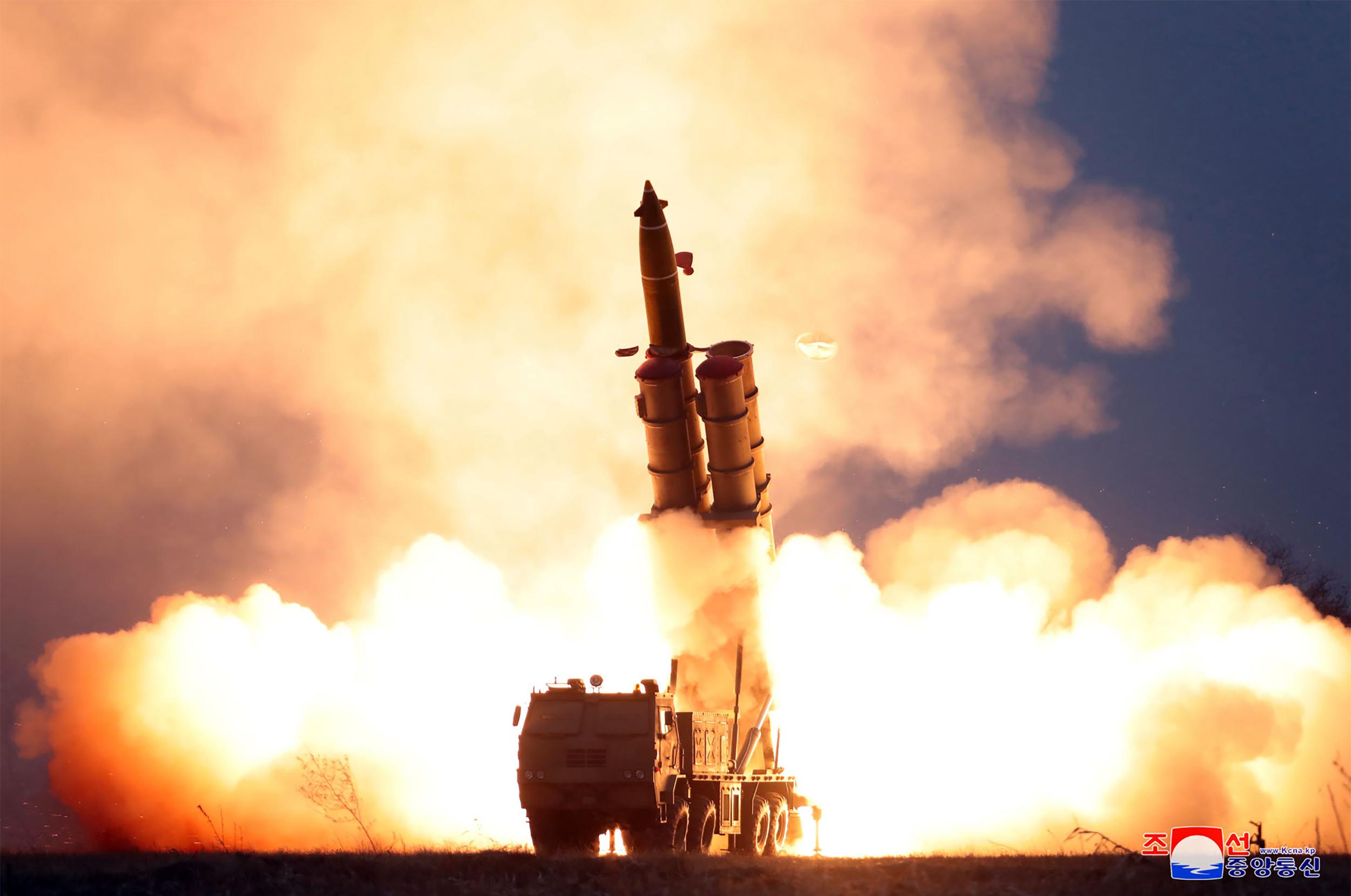 美国情报机关:朝鲜今年会恢复核试炸