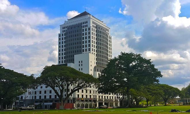 前联土局秘书供称,FIC酒店交易没董事批准
