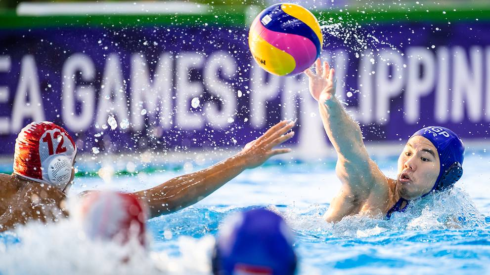 Water polo: Indonesia men's team beats Malaysia, ends Singapore's gold streak at the SEA Games