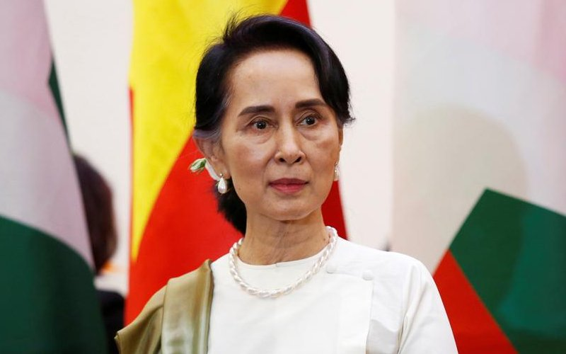 Fans of Suu Kyi join US$2,000 VIP tours to attend Rohingya genocide trial