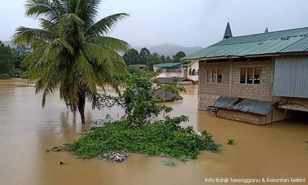 Floods force evacuation of 29 people in Kuala Krai