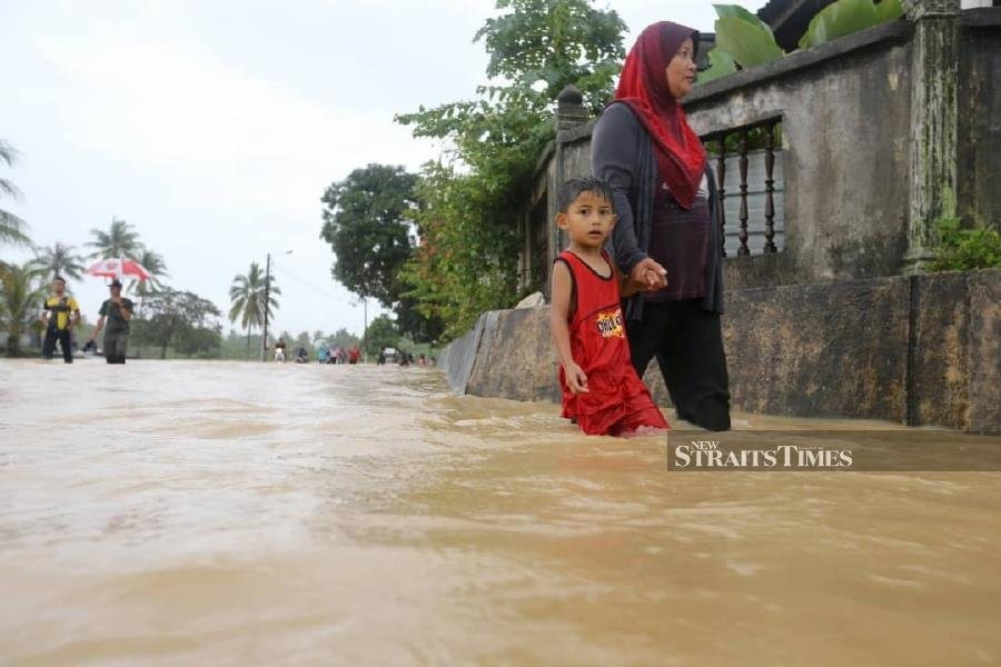 Severe weather warning issued for eastern Peninsular Malaysia