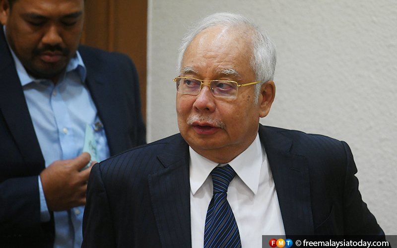 Najib issues show cause to Kit Siang, Malay Mail for statement over SRC trial