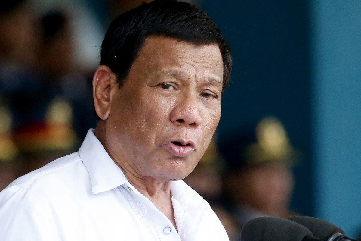 Rodrigo Duterte offers to lead Philippine police force himself if he cannot find an 'honest man'