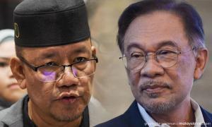 Zakaria sacking - Anwar says no apology, Saifuddin reveals MACC letter