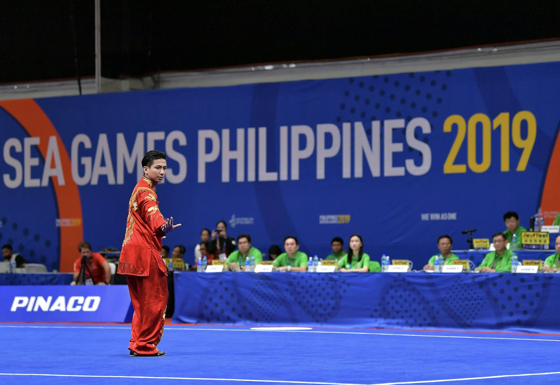 Choon How strikes first gold medal for M'sia in SEA Games 2019