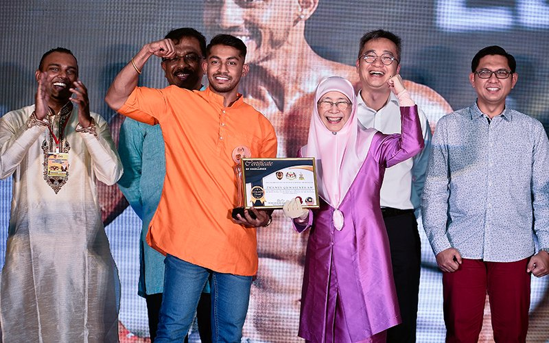 Don't allow racial issues to fester, become a cancer, says DPM