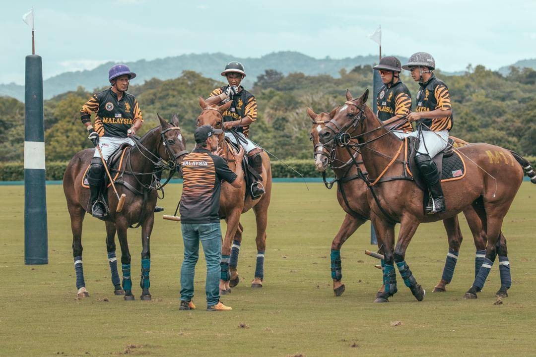 SEA Games: Third gold for Malaysia in polo