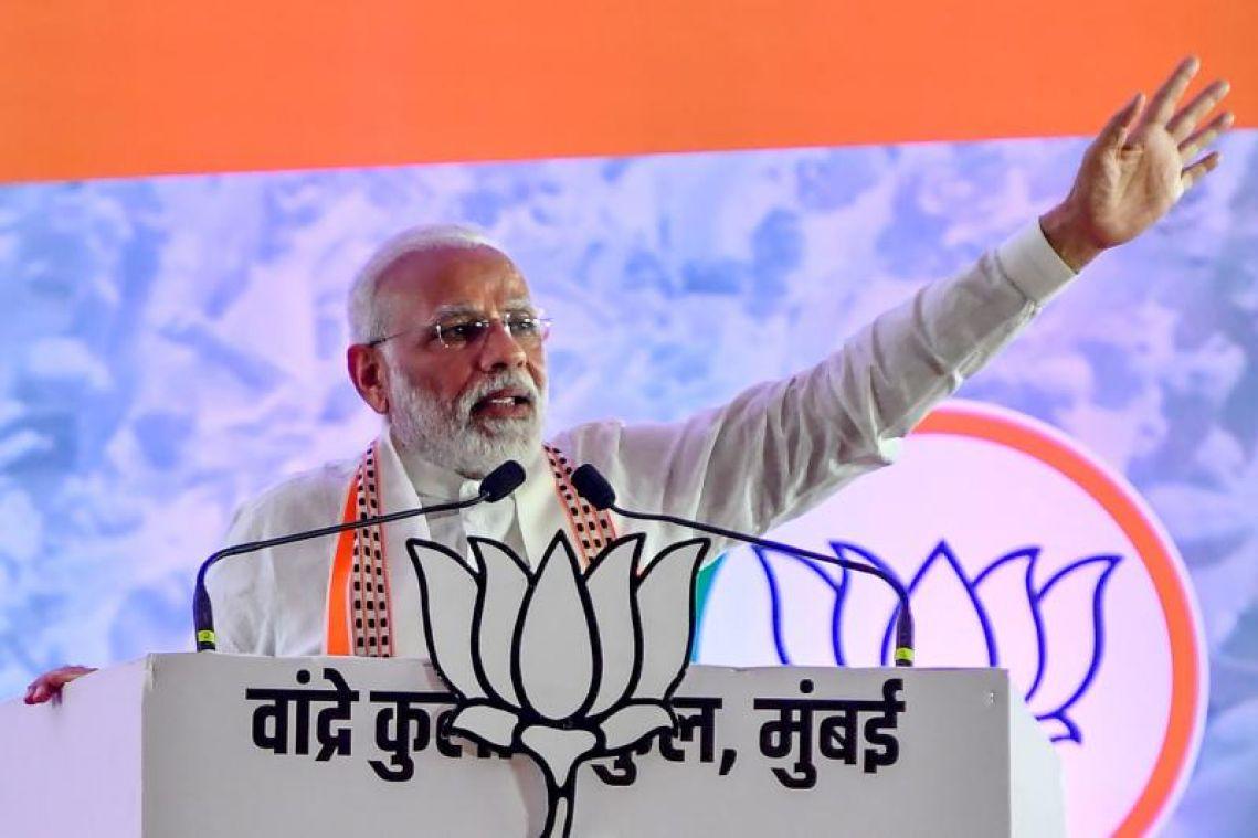Indian billionaire Rahul Bajaj says companies don't dare criticise Modi's government