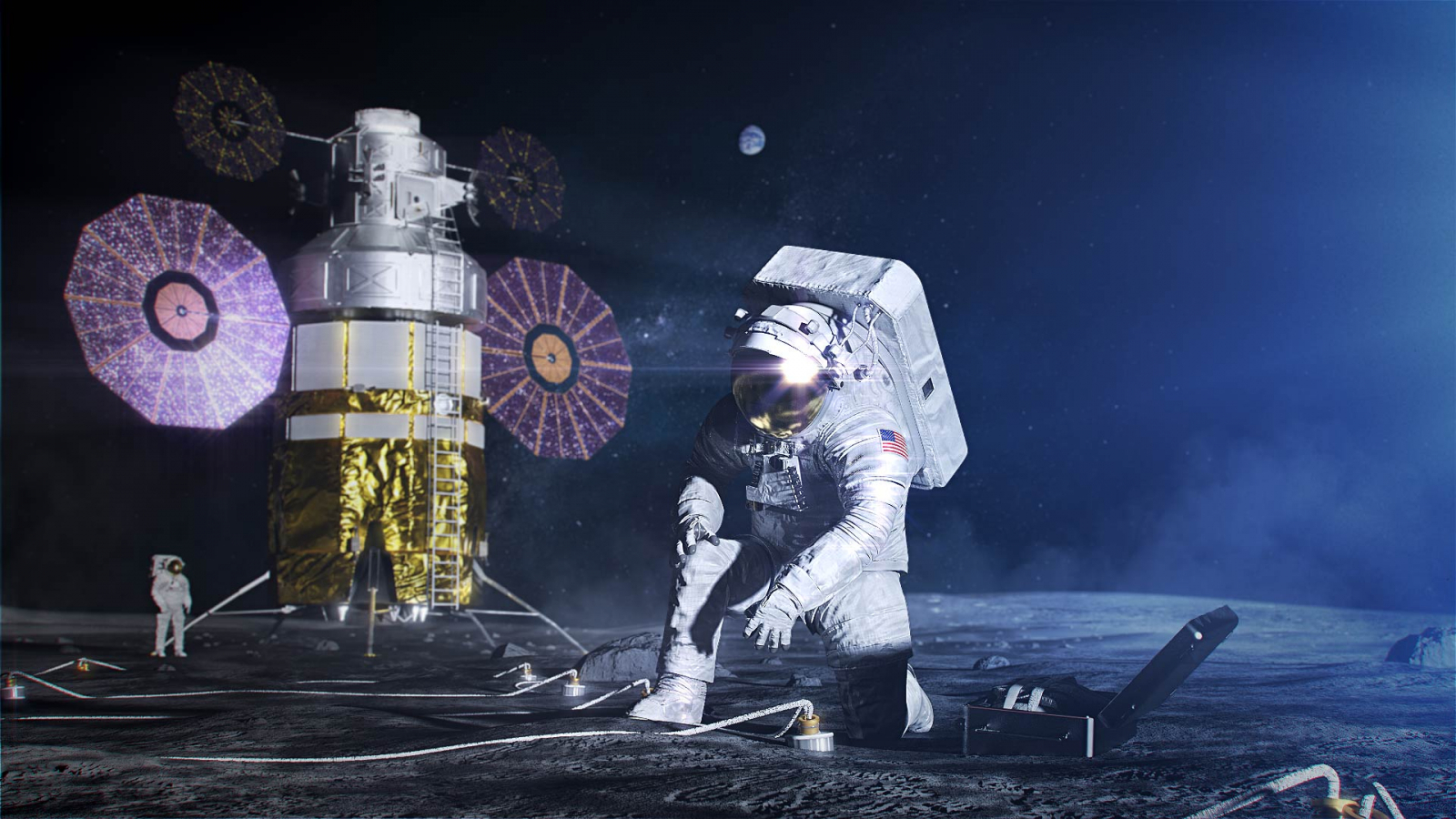 NASA reveals how it will maintain sustained human presence on the Moon for Artemis program