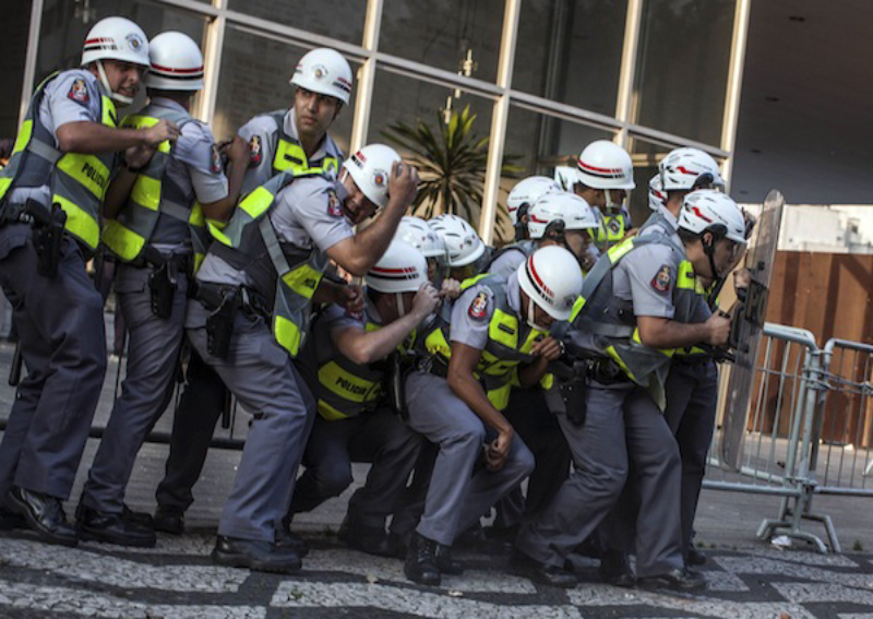 9 trampled to death at party in Brazil