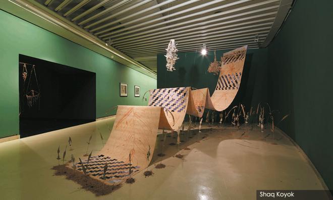 留下不朽的原住民形象——访年轻画家沙果耀